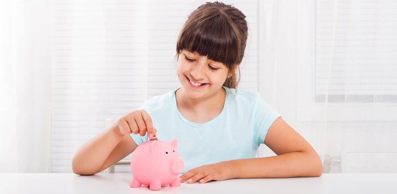חיסכון לילדים / (צילום:  Shutterstock/ א.ס.א.פ קרייטיב)