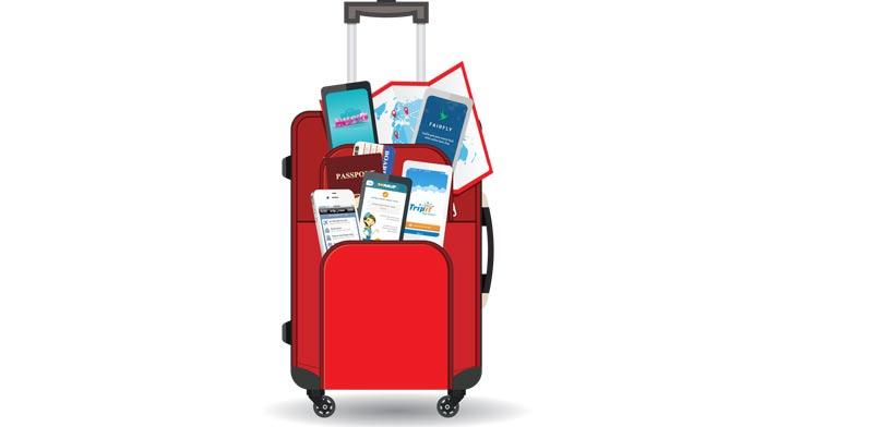 תיירות מזוודה