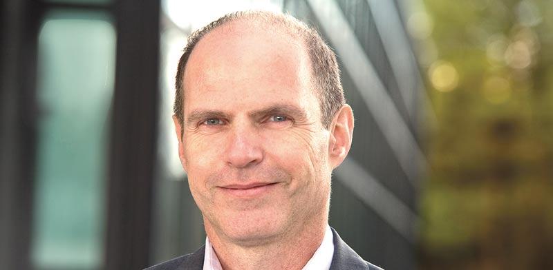 """אודי מוקדי, מנכ""""ל חברת CyberArk / צילום: סטיוארט גרפילד"""