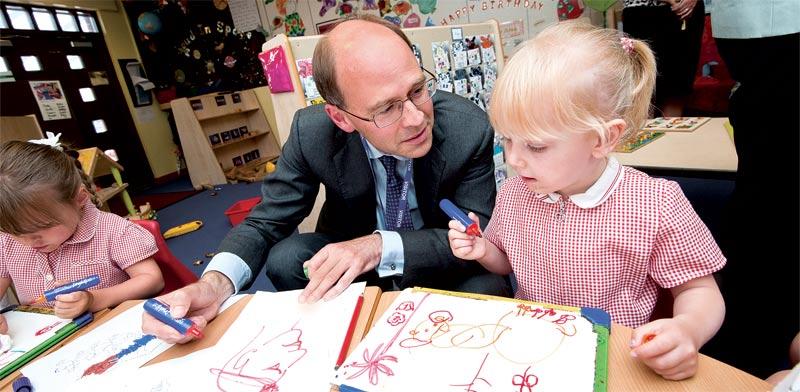 בית ספר בבריטניה / צילום:באדיבות Social Finance
