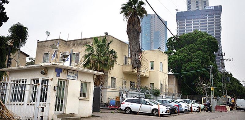 מתחם דרום הקריה בתל אביב / צילום: תמר מצפי