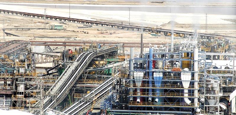 """""""השאיבה של המפעלים אחראית ל–50% מהנזקים"""" / צילום: תמר מצפי"""