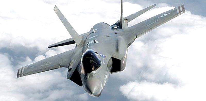מטוס חמקן / צילום: לוקהיד מרטין