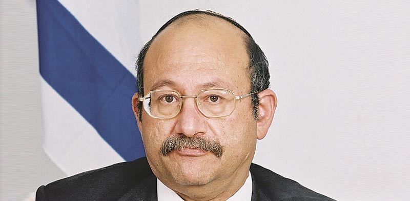 Yeshayahu Schneller photo: courts spokesperson