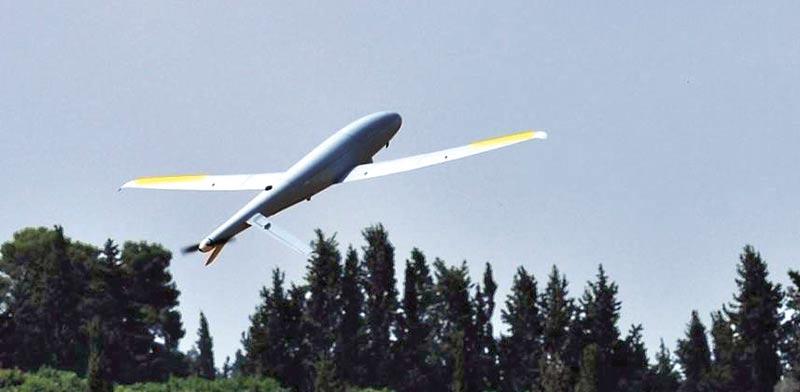 Elbit UAV