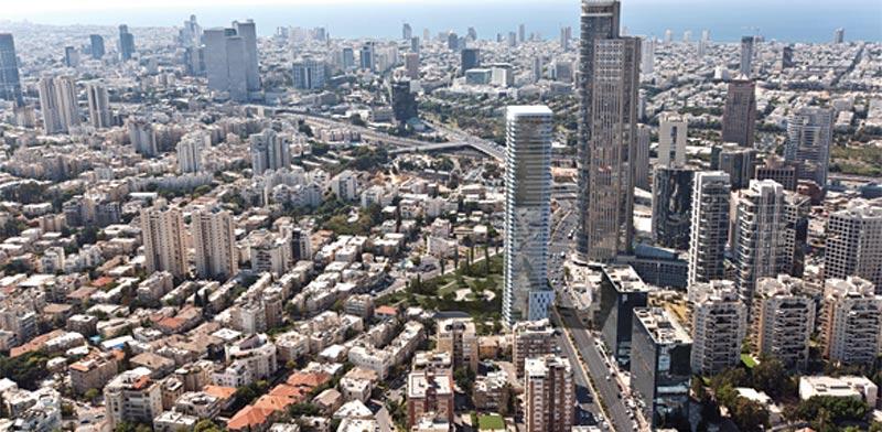 """הדמיית המגדל / צילום: יח""""צ"""