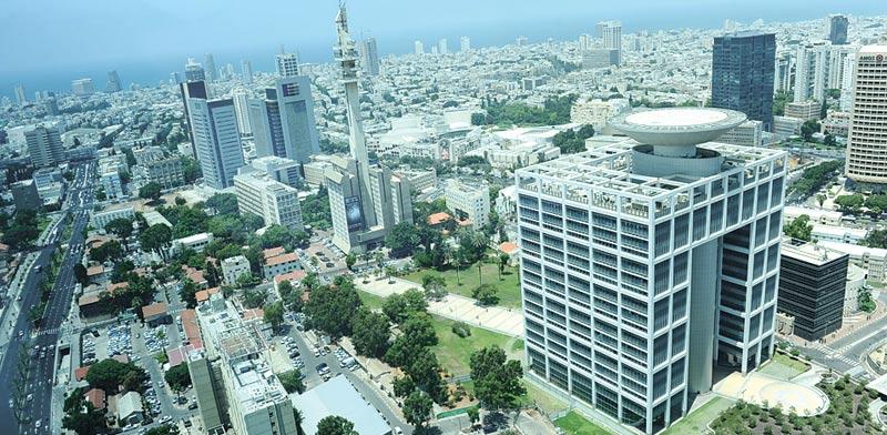 מתחם הקריה בתל אביב / צילום: תמר מצפי