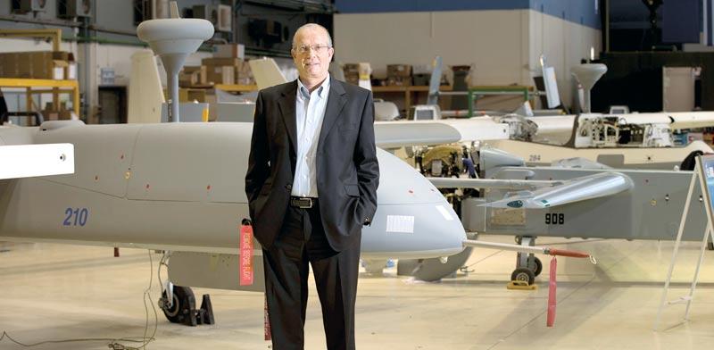 IAI CEO Joseph Weiss