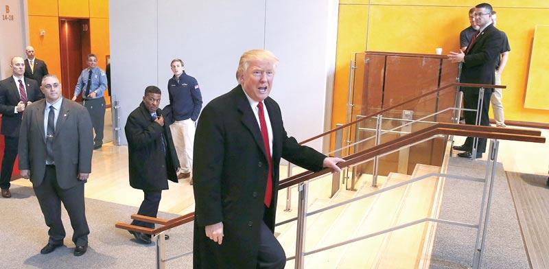 דונלד טראמפ/ צילום:רויטרס