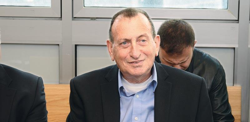 ראש עיריית תל-אביב, רון חולדאי / צילום: איל יצהר