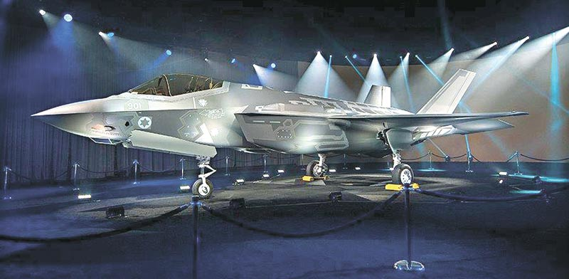 F-35 Photo: Lockheed Martin