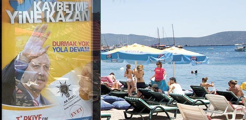 חופשה טורקיה / צלם: רויטרס