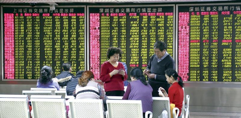 בורסות אסיה סין יפן / צילום: רויטרס