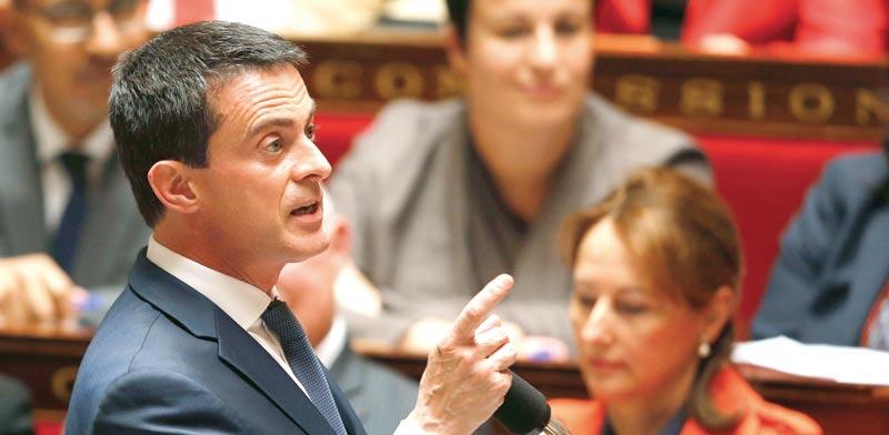"""מנואל ואל, אתמול (ד'). """"מדינת משטר המס העדיף ביותר באירופה"""" / צילום: רויטרס"""