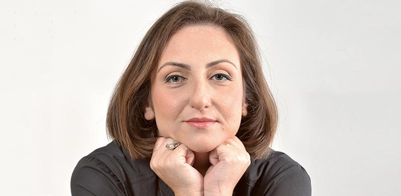 מאשה דשקוב / צילום: עידן גרוס