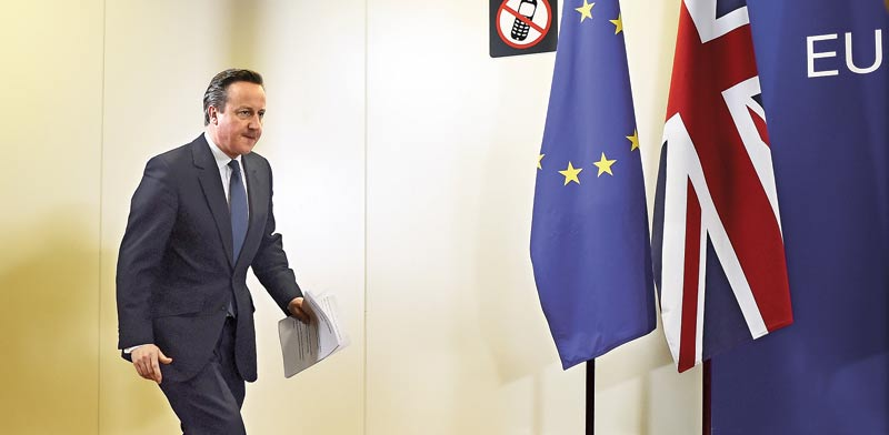 ראש ממשלת בריטניה, דיוויד קמרון / צילום: רויטרס