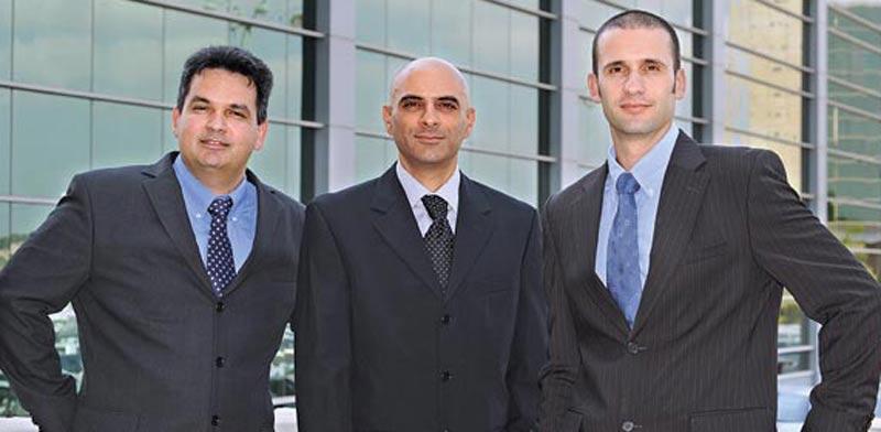 Eran Eshed, Oded Melamed, Yigal Bitran
