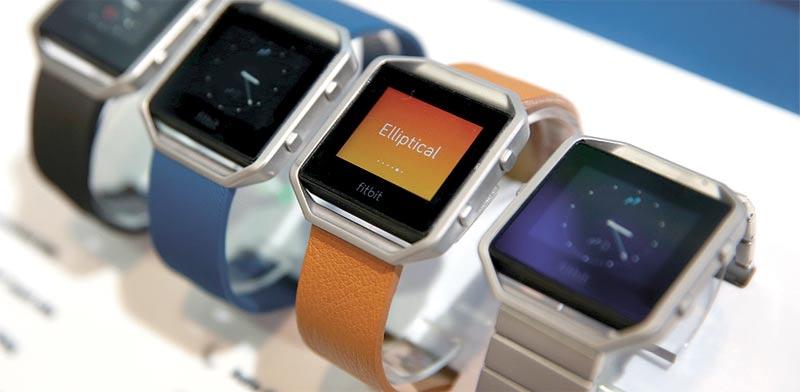 המוצרים של Fitbit / צילום: רויטרס