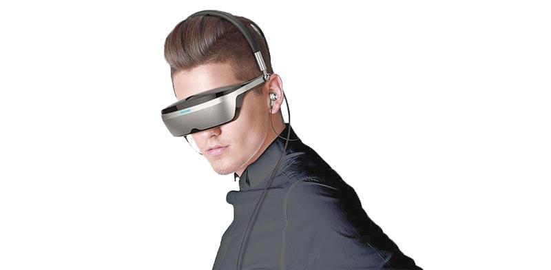 """העתיד של המציאות הווירטואלית. נשק שובר שיווין / צילום: יח""""צ"""