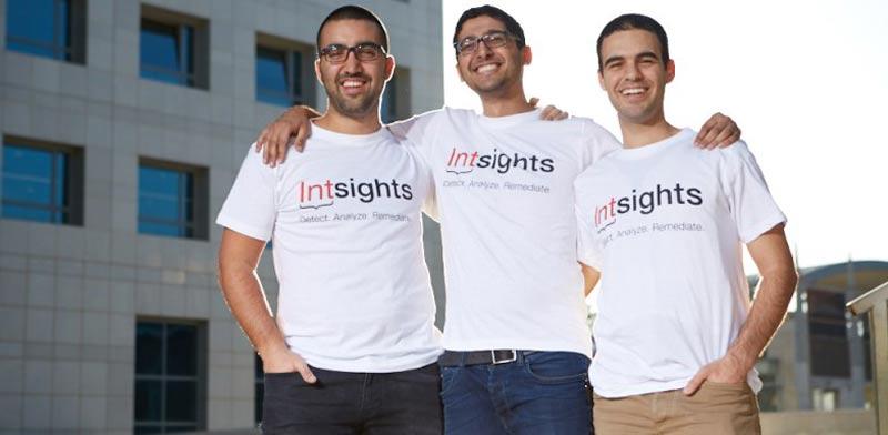 המייסדים של  Instights / צילום: אופיר אייב