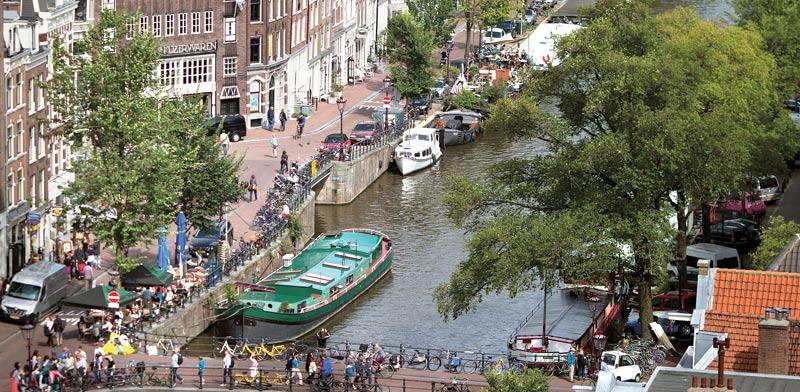 אמסטרדם / צילום: רויטרס