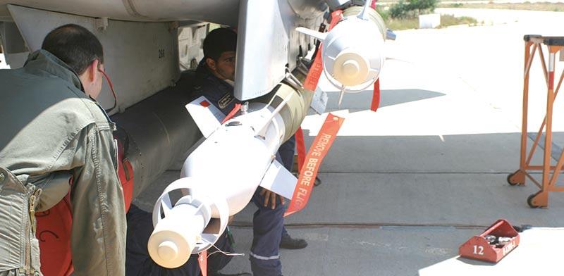 פצצות/ צילום: תעש מערכות