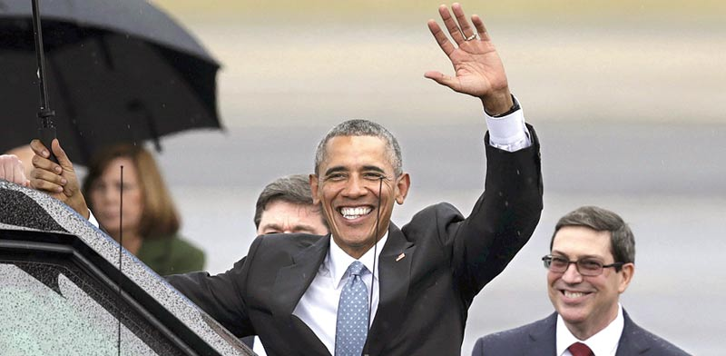 Barack Obama photo: Reuters