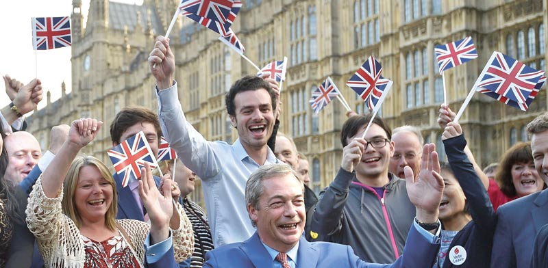 בריטניה ברקזיט / צילום: רויטרס