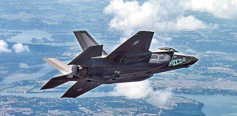 מטוס F–35 / צילום: לוקהיד מרטין