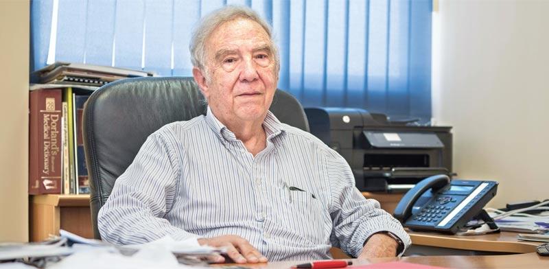 Prof. Yoram Palti