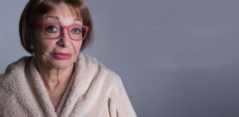 """רבקה מיכאלי מתוך קמפיין תאגיד המיחזור אל""""ה / צילום: עופר חג'יוב"""
