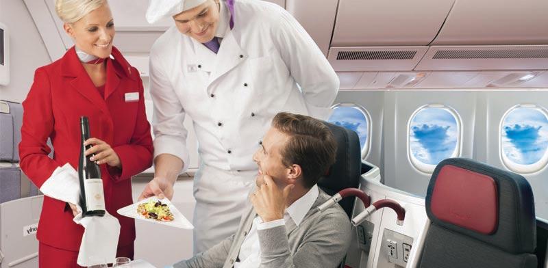 """פינוק קולינרי אמיתי Chef on board/ צילום :יח""""צ"""