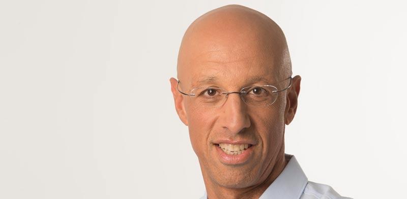 """אילן צחי. ימונה למנכ""""ל זניט מדיה / צילום: רמי זרנגר"""