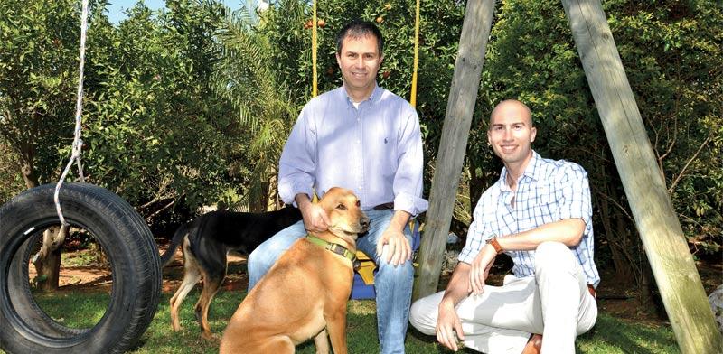 Dan Abramson and Sean Ir