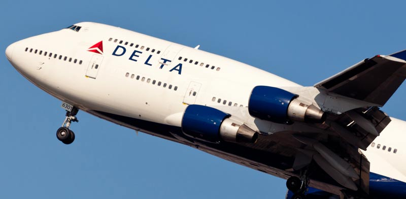 Delta Photo: Shutterstock ASAP Creative