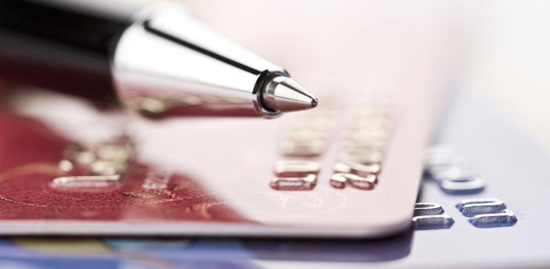 עסקאות אשראי ודביט/ צילום:  Shutterstock/ א.ס.א.פ קרייטיב