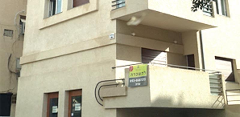 דירה  בתל אביב, בצפון רח' בן יהודה / צילום: איל יצהר