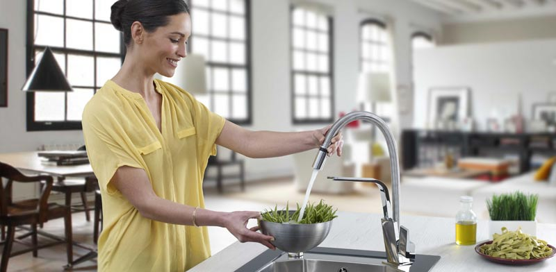 זרימה נכונה: איך לבחור ברז מתאים למטבח?