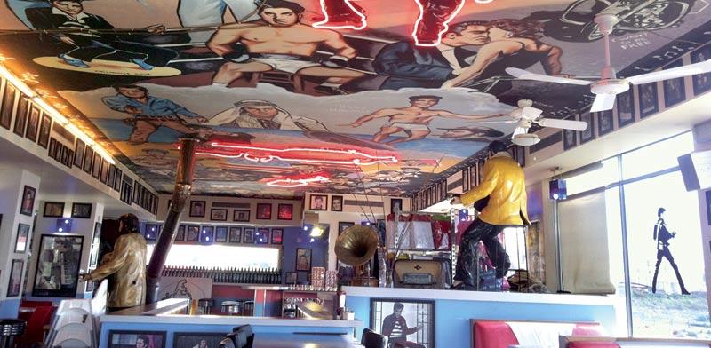 מסעדת אלביס / צילום: חיליק גורפינקל