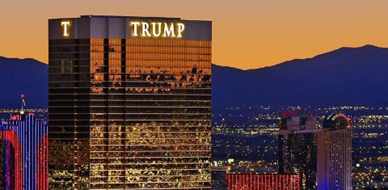 """מלון של דונלד טראמפ / צילום: יח""""צ"""