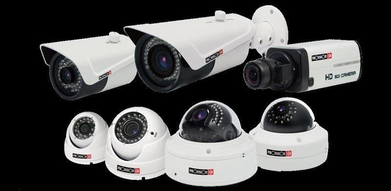 סדרת מצלמות ה-IP החדשות של Provision ISR  / Provision ISR יח``צ