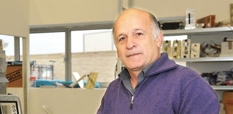 """אורי רפופורט, מייסד ומנכ""""ל Aspect / צילום: בן יוסטר"""