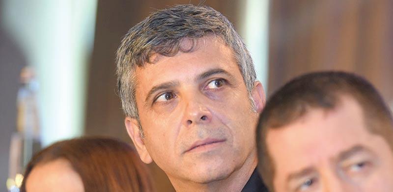 "אבי וייס, מנכ""ל חדשות 12 / צילום: חיים דוד"