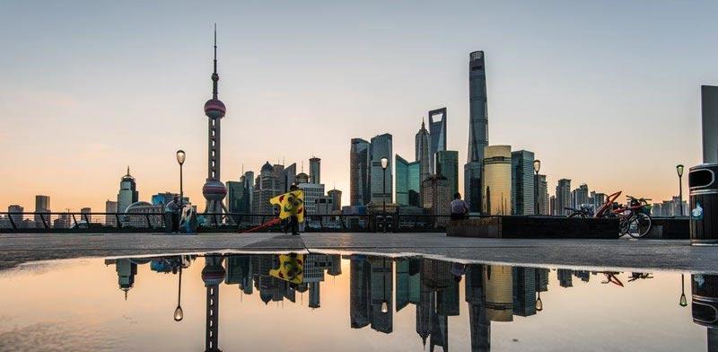 שנחאי-מרכזי עסקים מהגדולים והחשובים בעולם/ צילום:  Shutterstock/ א.ס.א.פ קרייטיב