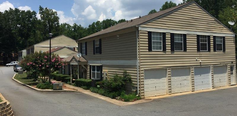 """בית קרקע פרטי, 2 חדרי שינה ב-85,000$, מריאטה, ג'ורג'יה/ צילום: יח""""צ פסיפיק הולדינגס"""