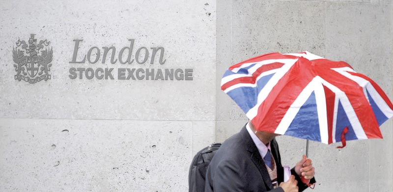 London Stock Exchange Photo: Reuters