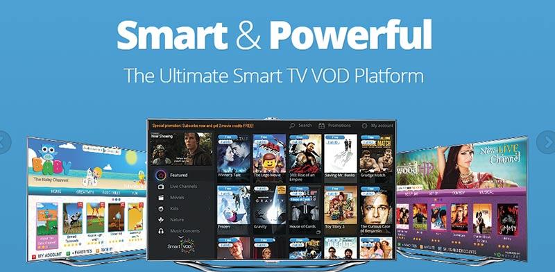 Vonetize smart VOD
