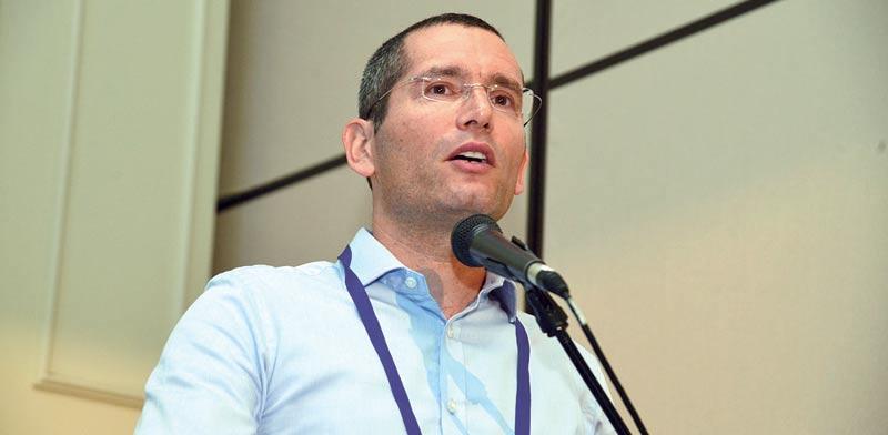 Nadav Kidron  photo: Tamar Matsafi