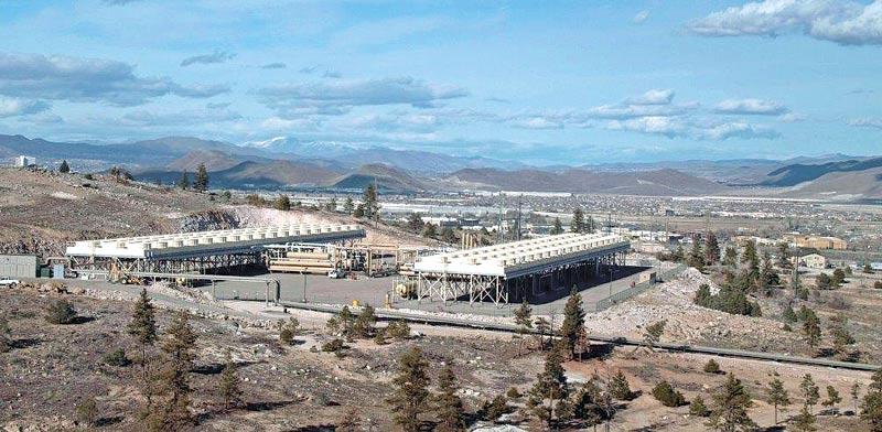 מפעל אורמת בנבאדה / צילום: אתר החברה