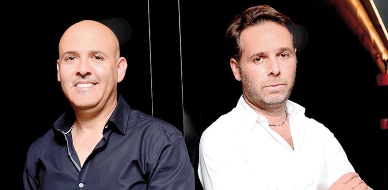 בעלי ישראל קנדה, אסי טוכמאייר וברק רוזן / צילום: איל יצהר